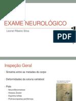 Exame Neurológico Completo