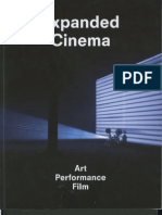 Expanded Cinema:Art,Performance,Film
