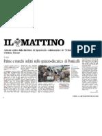 PALME E TRONCHI INFETTI NELLO SPIAZZO-DISCARICA DI PONTICELLI