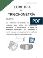 Geomtría y trigonométria