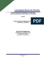 Portfólio Fabiano 7 periodo Estagio