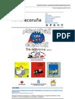 Agenda Cultural Infantil 24-25 Noviembre