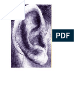 Crosshatch Ear