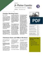 High Plains Gazette Vol 14
