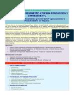 KPI PARA PRODUCCION Y MANTENIMIENTO.pdf