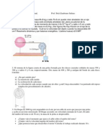 Deber 7 - 1ra Parte - Dinámica Rotacional
