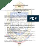 Reglamento de Evaluacion y Control de Estudio UNEFA PDF