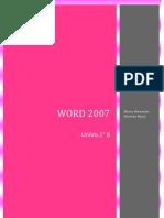 Word 2007 1°B