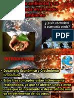 Cultura Ambiental y Su Influencia en El Medio