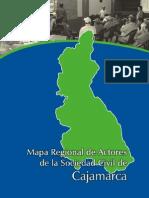 Actores Mapa Cajamarca