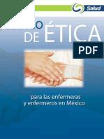 Código de étic apara enfermeros y enfermeras en México