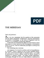 Celan - The Meridian