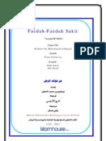 Faidah-Faidah Sakit