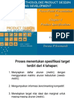 Modul 4- Product Specifications