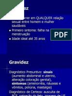 Obstetrícia na APS - Gravidez Normal