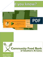 Community Food Bank PowerPoint