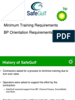 Safe Gulf Overview