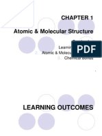 Chapter1 - Part1 Atomic MolecularStructure