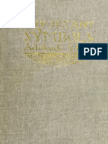 A Glossary of Symbols in Their Hebrew, Pagan and Christian Forms - Adelaide S. Hall 1912 a.O