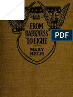 Mary Helm--From Darkness to Light; The Story of Negro Progress (1909)