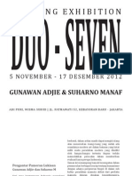 Katalog_Pameran SUHARNO - GA_Revisi 9 November 2012