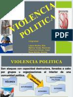 Violencia Politica en El Peru 2012