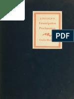 Lincoln's Emancipation Proclamation (1950)