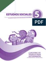 Cuaderno Sociales Quinto Ano