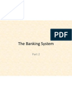the banking system - part 2