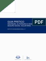 manual do  seguro social voluntário