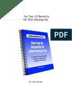 The Top Ten Benefits of Ckd