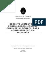 UC-FF Tese Mestrado Sildenafil - Fátima Roque