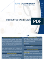 Corporate Professionals Discounted Cash Flow Slideshare Monday