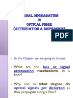 Fiber- Signal Degradation Final