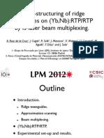 LPM 2012 Final