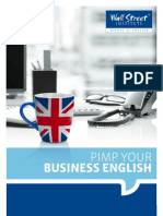 Wall Street Institute Pimp Your Business English