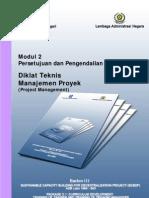 Modul 2 Eselon 3 Manajemen Proyek