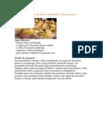 Brigadeiro Branco de Limão Siciliano e Pimenta