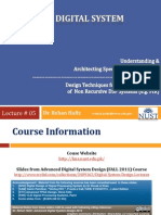 ADSD Lecture 5