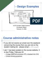 MIT Reference Slides