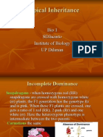 Genetics of Diseases II 2008-2009