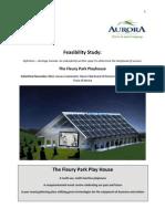 Feasibility Study - Fleury Park Project