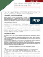 ICMS_SP - Substituição Tributaira Simples Nacional