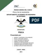 Universidad Andina Del Cusco Ingenieria de Sistemas