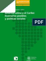 america latina y el caribe escenarios posibles y políticas sociales