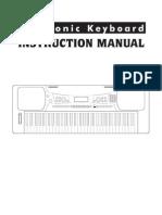 Manual Piano