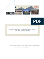Economa de Hispania Durante La Repblica Romana 0