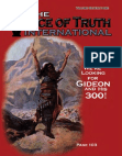 The Voice of Truth International, Volume 71