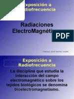 Exposición a Radiofrecuencia