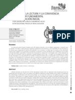 Correa 2008 El Cuento, La Lectura y La Convivencia